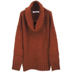 Abbigliamento Donna Maglioni Anonyme | Demetra Maglione, Marrone | ANY_P259FK161_TOBACCO Marron