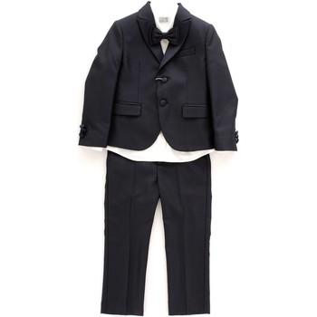 Abbigliamento Unisex bambino Completo Luciano Soprani COML282 Blu