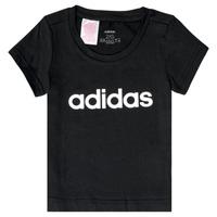 Abbigliamento Bambina T-shirt maniche corte adidas Performance NATRAZ Nero