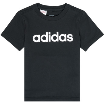 Abbigliamento Bambino T-shirt maniche corte adidas Performance NATAZO Nero