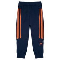 Abbigliamento Bambino Pantaloni da tuta adidas Performance PERIOLRI Marine