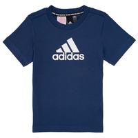 Abbigliamento Bambino T-shirt maniche corte adidas Performance BRIAN Marine