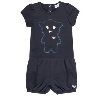 Abbigliamento Bambina Completo Emporio Armani Aiden Marine