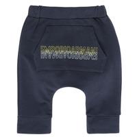 Abbigliamento Bambino Pantaloni da tuta Emporio Armani Avery Marine