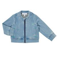 Abbigliamento Bambino Giacche / Blazer Emporio Armani Alfred Blu