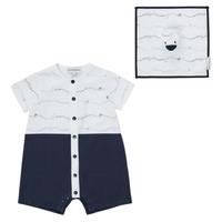Abbigliamento Bambino Tuta jumpsuit / Salopette Emporio Armani Edouard Marine