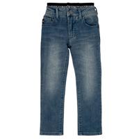 Abbigliamento Bambino Jeans dritti Emporio Armani Annie Blu