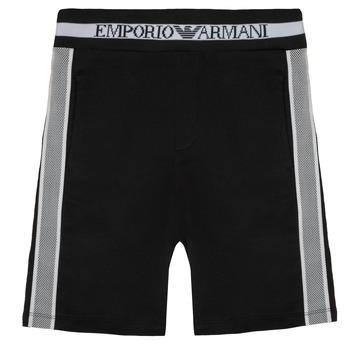 Abbigliamento Bambino Shorts / Bermuda Emporio Armani Aubert Nero