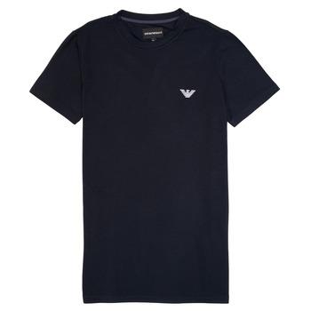 Abbigliamento Bambino T-shirt maniche corte Emporio Armani Benoit Marine