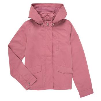 Abbigliamento Bambina Giubbotti Only KONNEWSKYLAR Rosa