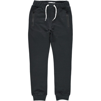 Abbigliamento Bambino Pantaloni da tuta Name it NKMHONK Nero