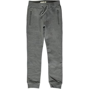 Abbigliamento Bambino Pantaloni da tuta Name it NKMHONK Grigio
