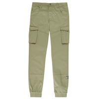 Abbigliamento Bambino Pantalone Cargo Name it NITBAMGO Kaki