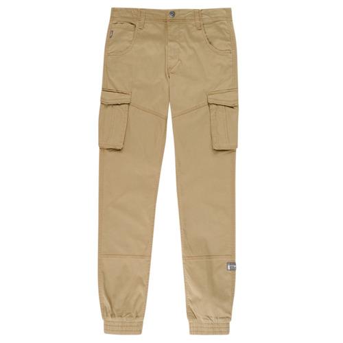 Abbigliamento Bambino Pantalone Cargo Name it NITBAMGO Beige