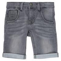 Abbigliamento Bambino Shorts / Bermuda Name it NKMTHEO Grigio