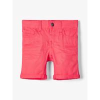 Abbigliamento Bambino Shorts / Bermuda Name it NMMSOFUS TWIISKA Rosso