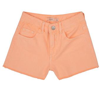 Abbigliamento Bambina Shorts / Bermuda Name it NKFRANDI Rosa