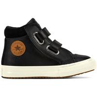 Scarpe Sneakers Converse CTAS 2V PC BOOT HI Scarpe Fashion Toddler 761981C Nero