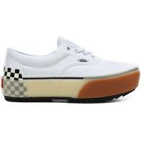 Scarpe Donna Sneakers basse Vans UA ERA STACKED VN0A4BTO TDC Bianco