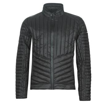 Abbigliamento Uomo Giubbotti Schott HAMILTON19 Nero