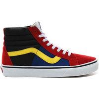 Scarpe Uomo Sneakers alte Vans UA SK8 HI (OTW RALLY) VN0A4BV8 XKR Multicolore
