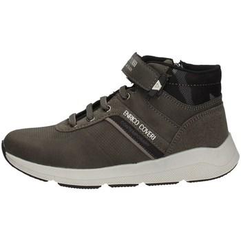 Scarpe Bambino Sneakers alte Enrico Coveri 926120 GRIGIO