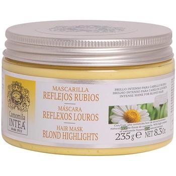 Bellezza Maschere &Balsamo Camomila Intea Camomila Mascarilla Reflejos Rubios  250 ml
