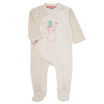 Abbigliamento Bambina Pigiami / camicie da notte Noukie's LEO Rosa