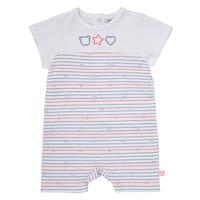 Abbigliamento Unisex bambino Tuta jumpsuit / Salopette Noukie's NOLAN Multicolore