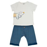 Abbigliamento Bambino Completo Noukie's MALO Bianco