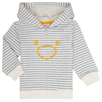 Abbigliamento Bambino Felpe Noukie's CAM Bianco