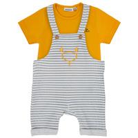 Abbigliamento Bambino Completo Noukie's YOUSSEF Giallo