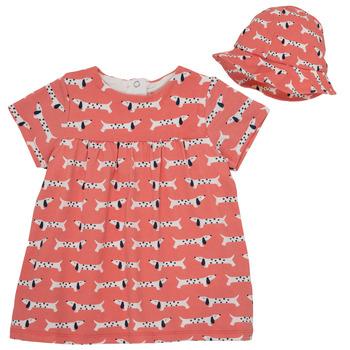 Abbigliamento Bambina Abiti corti Noukie's KENZO Rosa