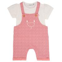 Abbigliamento Bambina Completo Noukie's MINO Rosa