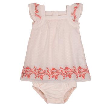 Abbigliamento Bambina Abiti corti Carrément Beau SAMY Rosa