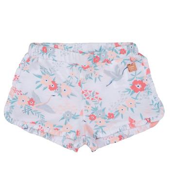 Abbigliamento Bambina Shorts / Bermuda Carrément Beau SAMUEL Bianco