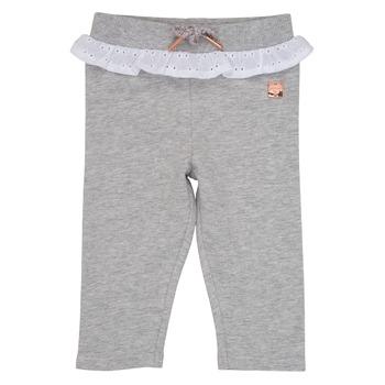 Abbigliamento Bambina Leggings Carrément Beau ZACK Grigio