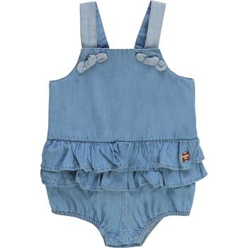 Abbigliamento Bambina Tuta jumpsuit / Salopette Carrément Beau KYAN Blu
