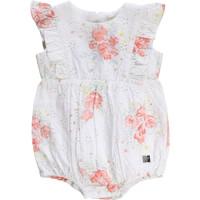 Abbigliamento Bambina Tuta jumpsuit / Salopette Carrément Beau KAIS Bianco