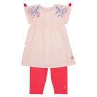 Abbigliamento Bambina Completo Carrément Beau AIMEE Rosa