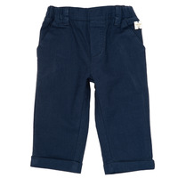 Abbigliamento Bambino Pantaloni 5 tasche Carrément Beau ORNANDO Blu