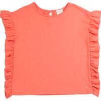 Abbigliamento Bambina T-shirt maniche corte Carrément Beau LEANA Rosa