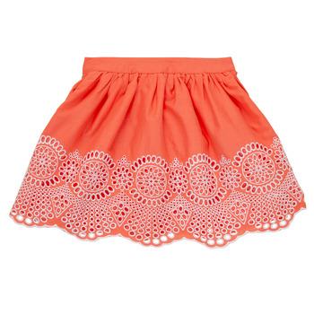Abbigliamento Bambina Gonne Carrément Beau REDA Rosa