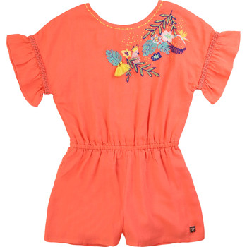 Abbigliamento Bambina Tuta jumpsuit / Salopette Carrément Beau DAVID Rosa