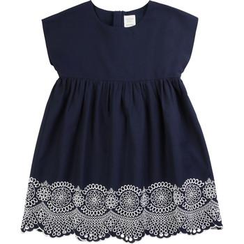 Abbigliamento Bambina Abiti corti Carrément Beau LISE Blu