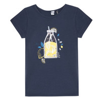 Abbigliamento Bambina T-shirt maniche corte 3 Pommes LOGAN Blu