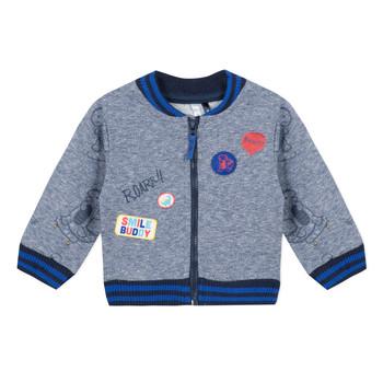 Abbigliamento Bambino Felpe 3 Pommes VALENTIN Blu