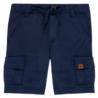 Abbigliamento Bambino Shorts / Bermuda Timberland  Blu