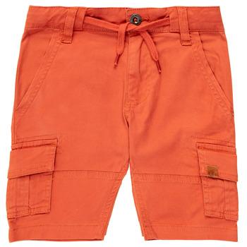 Abbigliamento Bambino Shorts / Bermuda Timberland  Rosso