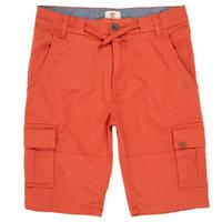 Abbigliamento Bambino Shorts / Bermuda Timberland STANISLAS Rosso